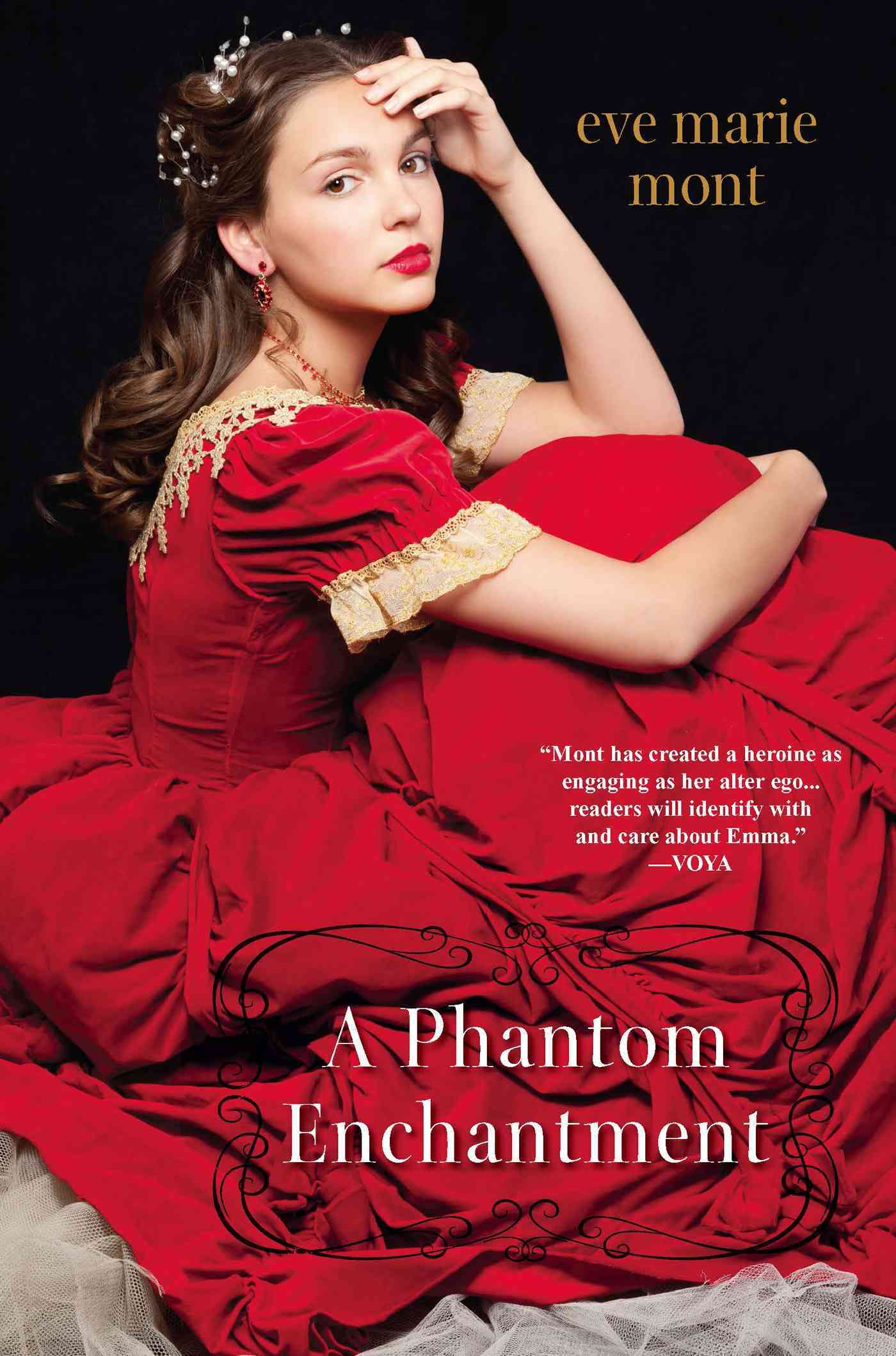 A Phantom Enchantment By Mont, Eve Marie